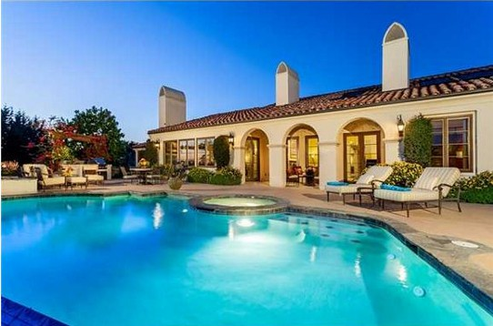 Luxury Home in Rancho Santa Fe