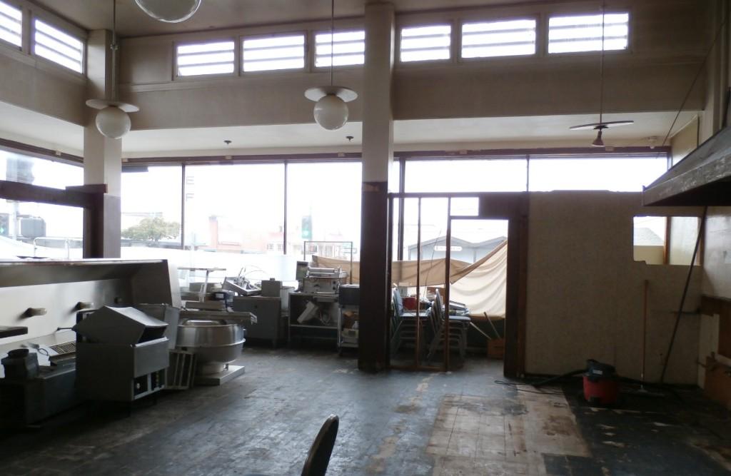 Restaurant Building Upgrade